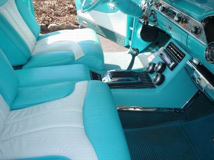 Brilliant Antique Interior Designs Trifive Com 1955 Chevy 1956 Beutiful Home Inspiration Semekurdistantinfo